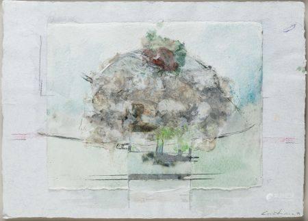 "LUCIO MUÑOZ (1929 / 1998) ""Collage nº 20"" 1994"