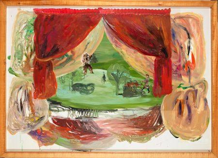 "ELENA BLASCO MARTINEZ (1950 / .) ""Bear and Gentleman"