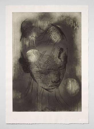 "JAUME PLENSA SUÑE (1955 / .) ""S/T2020 ED 6/15"""