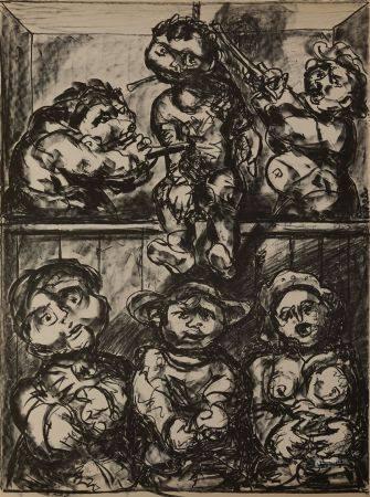 "JOSÉ OTERO ABELEDO ""LAXEIRO"" (1908 / 1996) ""Chaos Harmonand"", 1976"