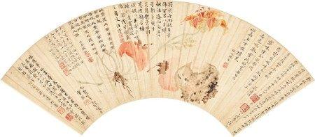 Ma Yuanyu 1669-1722 馬元馭 1669-1722 | Flowers and Fruits 花果