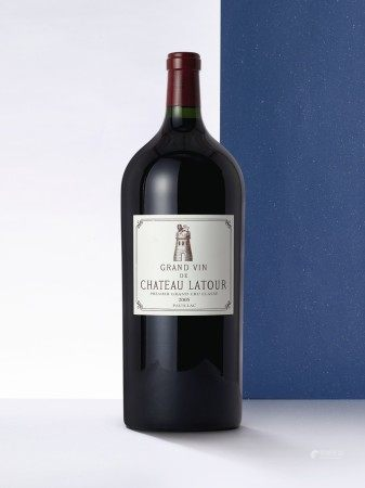 Château Latour 2005  (1 IMP)