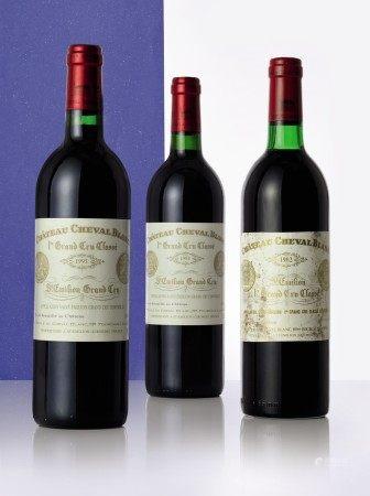 """Château Cheval Blanc """"Vertical"""" (4 BT)"""