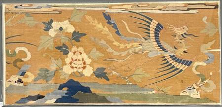 Kesi mit Phoenix. China, Ming Dynastie.