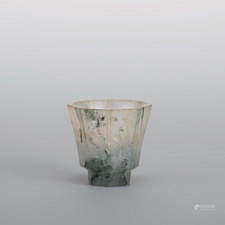 清代 瑪瑙杯