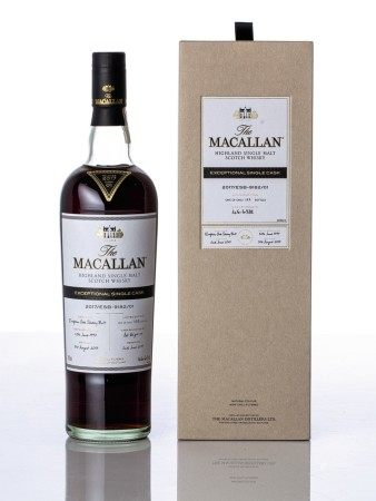 The Macallan Exceptional Single Cask 2017/ESB-9182/01 46.6 abv 1997 (1 BT70)