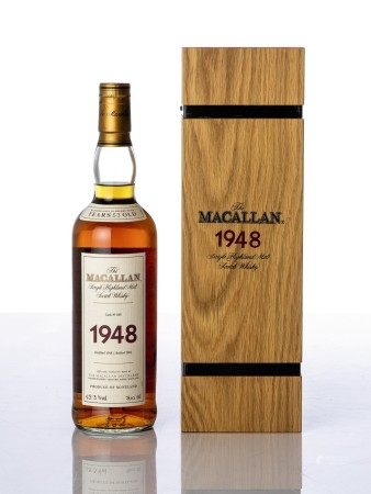 The Macallan Fine & Rare 53 Year Old 45.3 abv 1948 (1 BT70)