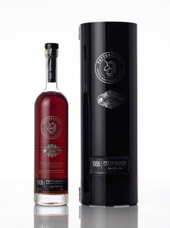 Fettercairn 50 Year Old for the friends of La Casa Cubana 50.6 abv 1966 (1 BT70)