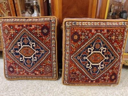 Pair of Qashqai Pillow