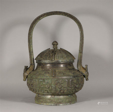 Shang Zhou stye, Chinese ancient bronze ware