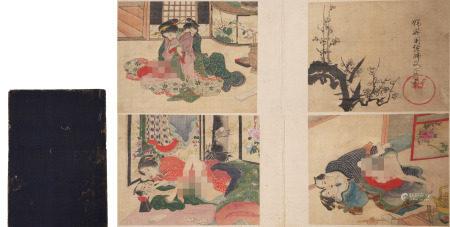 日本春宮 一冊