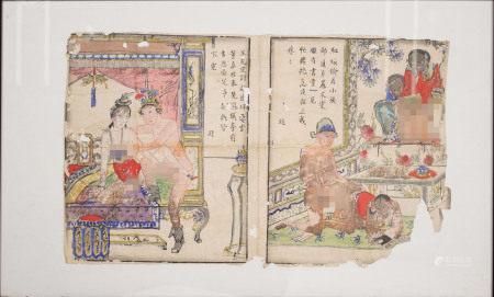 中國春宮版畫
