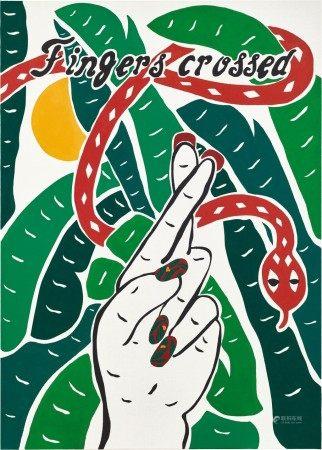 Joel Mesler 喬爾 · 梅斯勒 | Fingers Crossed 祝願好運