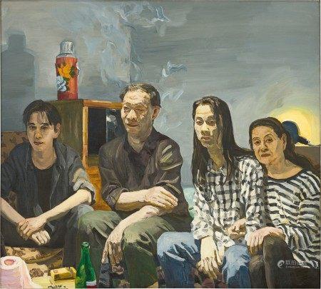 Liu Xiaodong 劉小東 | Sons 兒子