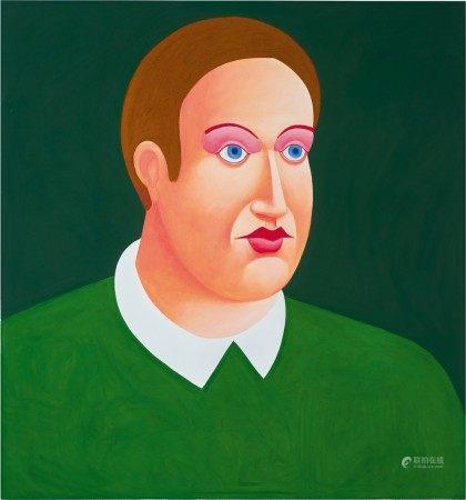 Nicolas Party 尼古拉斯・帕蒂 | Portrait 肖像