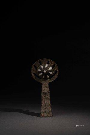 漢 銅鑾鈴