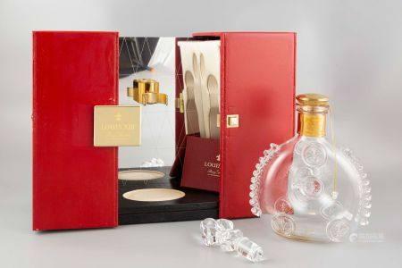 BACCARAT. Carafe Louis XIII, grande champagne Cognac Remy Martin. Vendu avec sa boîte d'origine