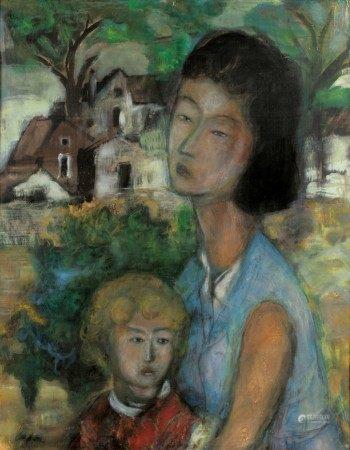 Le Pho 黎譜 | Mère et fils (Mother and Son) 母與子