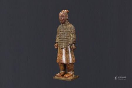秦 兵馬俑