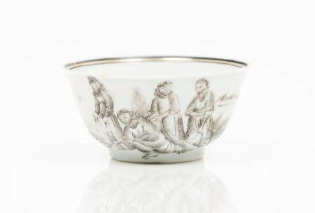 "A ""Moses in the Nile"" bowl"