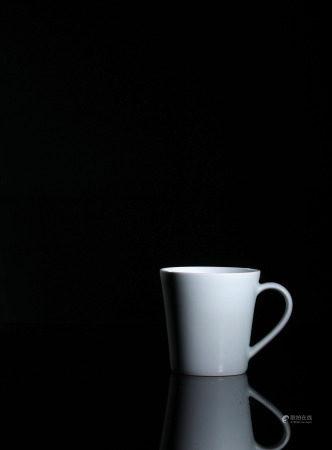 曉芳窯 天青釉馬克杯