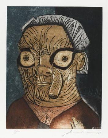 JOSE LUIS CUEVAS (né en 1934)