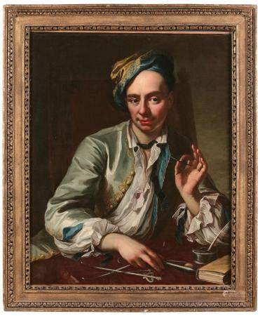 GIUSEPPE BONITO ( 1707 - 1789) ATTRIBUÉ À