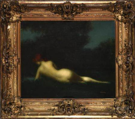 JEAN-JACQUES HENNER (1829 - 1905)