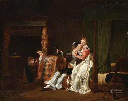JEAN-BAPTISTE MALLET (1759 - 1835)