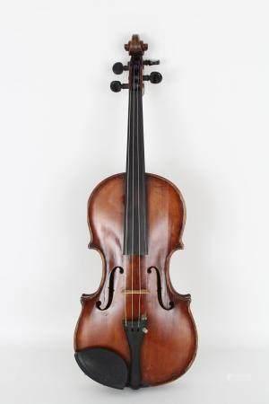 Antique Violin, Bernadel Paris 1834