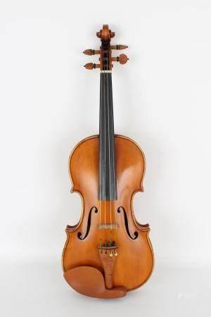 Ansaldo Poggi, 1938 Violin