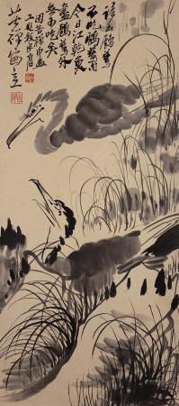 Chinese Painting - Li Kuchan