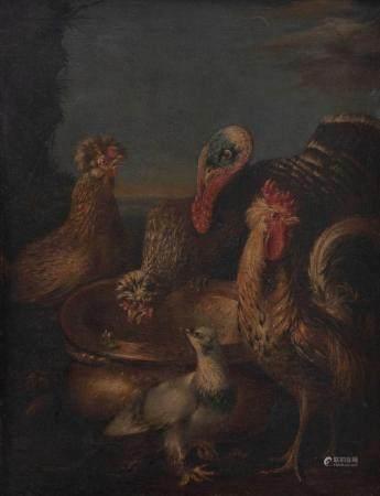 ADRIAEN DE GRIJEF (1665-1715)