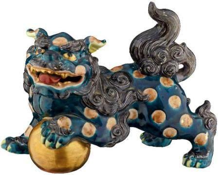 Figur eines Shishi