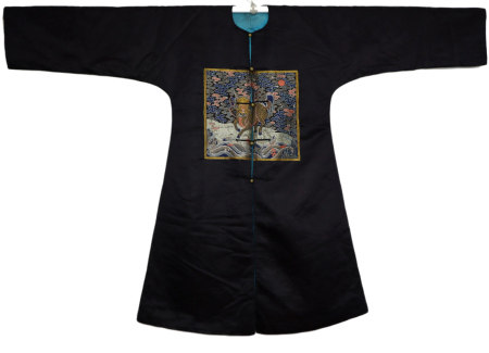 Chinese Imperial Court Rank Robe Qing Dynasty