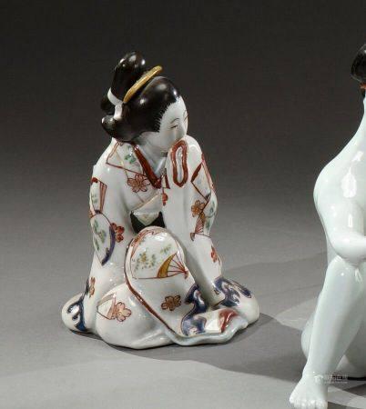 JAPON, Imari - Période MEIJI (1868-1912)