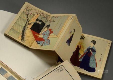Miyagawa SHUNTEI (1873 - 1914)