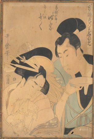 Kitagawa UTAMARO (1753 - 1806)