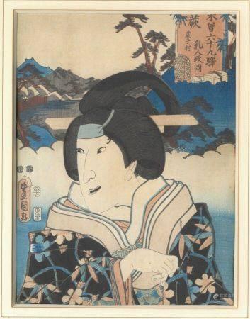 Utagawa KUNISADA, dit TOYOKUNI III (1786-1865)