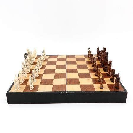 A Chinese Chess Set