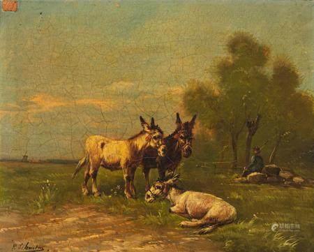 Henry Schouten (1857/64-1927), 46 x 55 cm