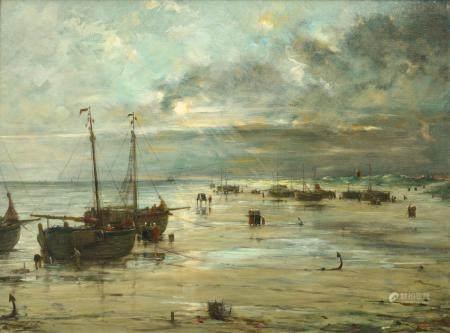 Edward Portielje (1861-1949), 61 x 81 cm