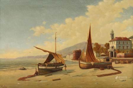 Victor Carabain, 69 x 104 cm