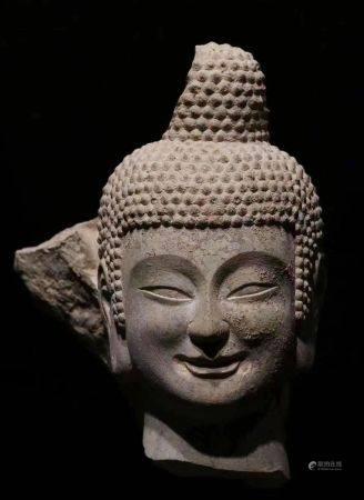 Da Wei - Stone Buddha Head of Qingzhou