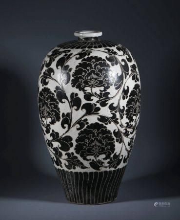 Song Dynasty - Cizhou Ware Vase