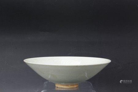 A Chinese Qingbai or Yingqing Porcelain Bowl