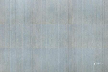 刘野(B.1964)  2011-2012年作 竹子 竹子 百老汇 布面丙烯