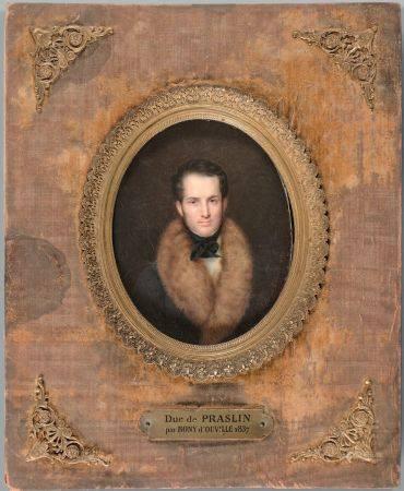 Charles-Antoine-Claude BERNY d'OUVILLE (Clermont-Ferrand, 1771 - Paris, 1856)