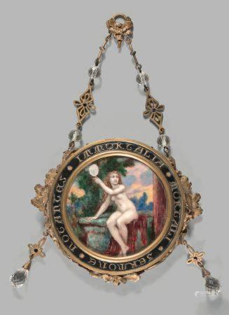 Paul Victor GRANDHOMME (Paris, 1851 - SaintBriac-sur-mer, 1944)