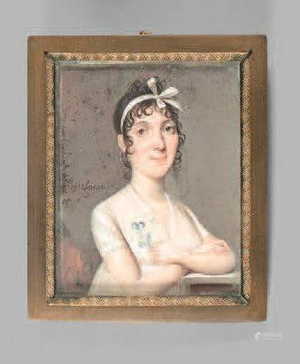 BOSSELMAN (actif entre 1801 et 1816)